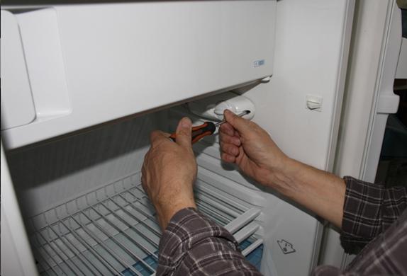 D monter le thermostat d 39 un frigo ma pi ce d tach - Comment regler la temperature du frigo ...