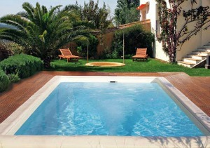 piscine à domicile