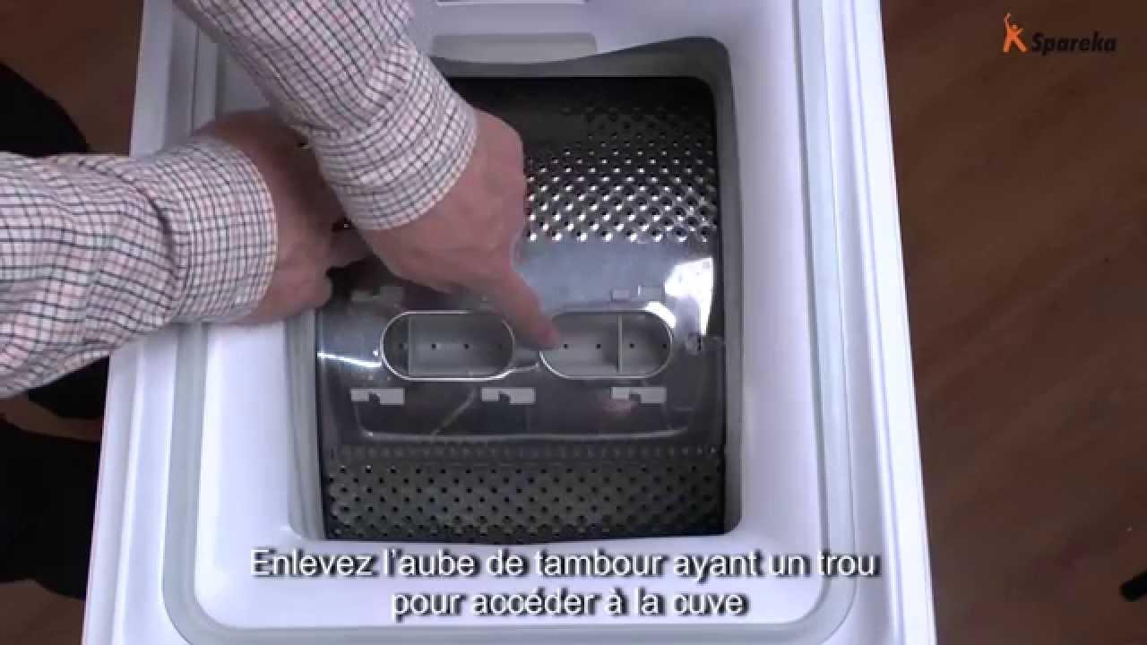 comment r cup rer un objet coinc dans la cuve de mon lave linge. Black Bedroom Furniture Sets. Home Design Ideas